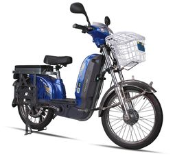 Commuter Adult Electric Bike , Battery Powered Bicycle With Electric Motor
